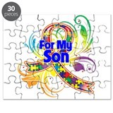 Autism For My Son Puzzle