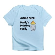 Drinking Buddy (Editable) Infant T-Shirt