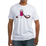 Tania Howells for Knitty Fitted T-Shirt