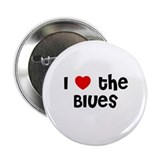 "I * the Blues 2.25"" Button (10 pack)"