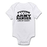 Future Army Ranger Infant Bodysuit