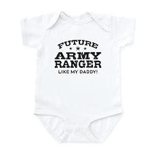 Future Army Ranger Onesie