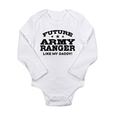 Future Army Ranger Onesie Romper Suit
