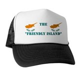 Cyprus Friendly Island Trucker Hat