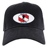 """Dive to Live to Dive"" Baseball Cap"