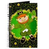 Lucky the Leprechaun Journal