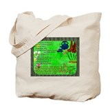 Herbs and Recipes Tote Bag