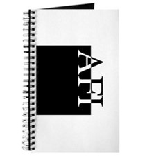 AFI Typography Journal