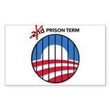 Prison Term Decal