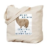I'm an Alpaca Tote Bag