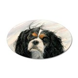 King Charles Cavalier Spaniel Wall Decal