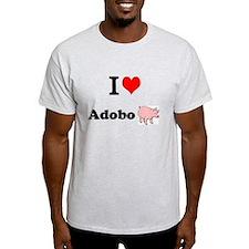 I luv Adobo - T-Shirt