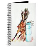 Barrel Racer Journal