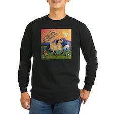 Fantasy Land Buckskin Horse T