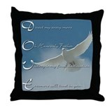 Dove Prayer Pillow