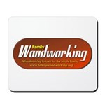 Family Woodworking Mousepad