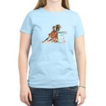 Barrel Racer Women's Light T-Shirt
