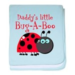 Daddys Bug-A-Boo baby blanket