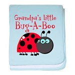 Grandpas Bug-A-Boo baby blanket