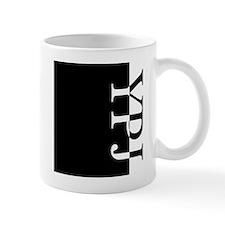 YPJ Typography Mug