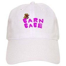 Barn Babe Design Baseball Cap