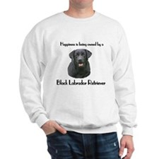 Happiness Labrador Sweatshirt