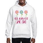2030 School Class Cute Hooded Sweatshirt