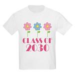 2030 School Class Cute Kids Light T-Shirt