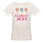 2029 School Class Cute Organic Baby T-Shirt
