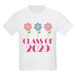 2029 School Class Cute Kids Light T-Shirt