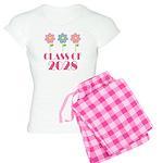 2028 School Class Cute Women's Light Pajamas