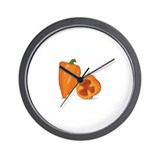 Unique Cooking Wall Clock