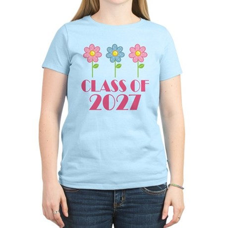 2027 School Class cute Women's Light T-Shirt