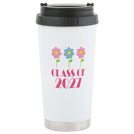 2027 School Class cute Stainless Steel Travel Mug