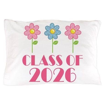 2026 School Class Pillow Case