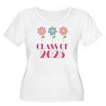 2025 School Class Pride Women's Plus Size Scoop Ne
