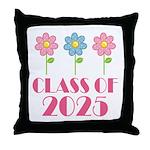 2025 School Class Pride Throw Pillow