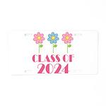 2024 School Class Pride Aluminum License Plate