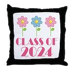 2024 School Class Pride Throw Pillow
