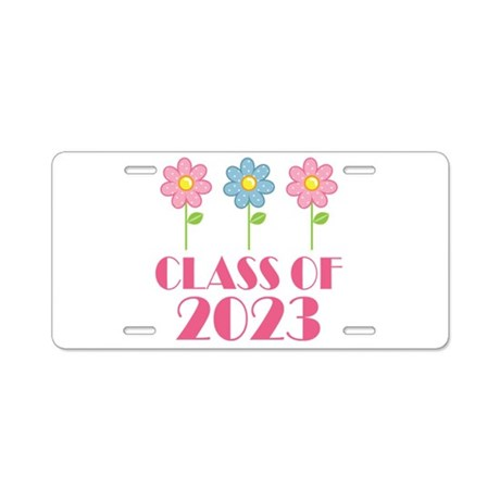 2023 School Class Pride Aluminum License Plate