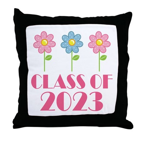 2023 School Class Pride Throw Pillow