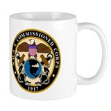 NOAA Captain<BR> 11 Ounce Coffee Mug