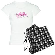 Ice Diva Stars Pajamas