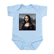 Mona Lisa Infant Bodysuit