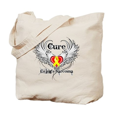 Cure Ewing Sarcoma Tote Bag