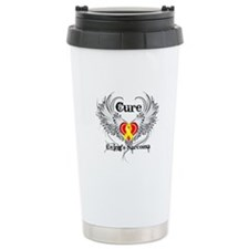 Cure Ewing Sarcoma Ceramic Travel Mug