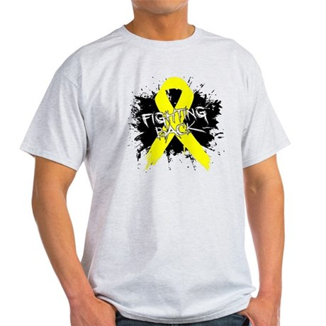 Fighting Back Ewing Sarcoma Light T-Shirt