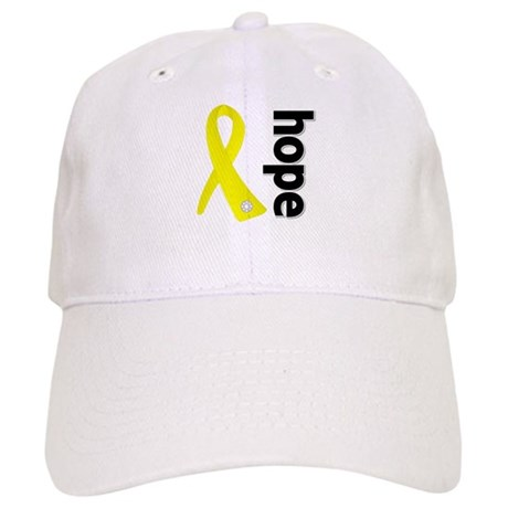 Hope Ribbon Ewing Sarcoma Cap