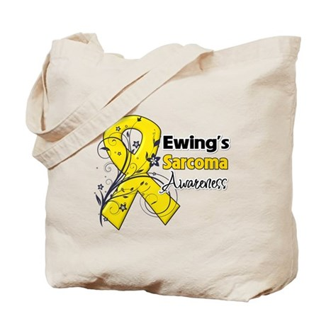 Ewing Sarcoma Awareness Tote Bag