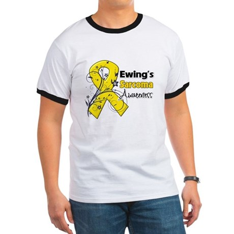Ewing Sarcoma Awareness Ringer T